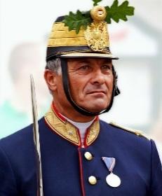 Mjr Hubert Niederfriniger